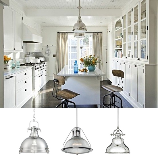 Excellent Brand New Lamps Plus Pendant Lights Inside Industrial Pendant Lighting In The Kitchen Home Decorating Blog (Image 12 of 25)