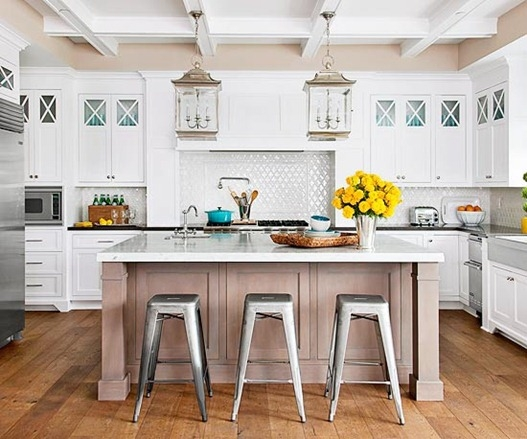 Excellent Common Lantern Pendants For Kitchen In Bhg Centsational Style (Image 9 of 25)
