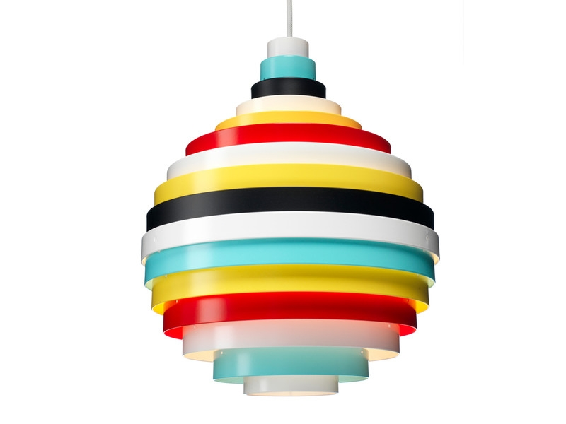 Excellent Common Multi Coloured Pendant Lights In Buy The Zero Pxl Pendant Light At Nestcouk (Image 7 of 25)
