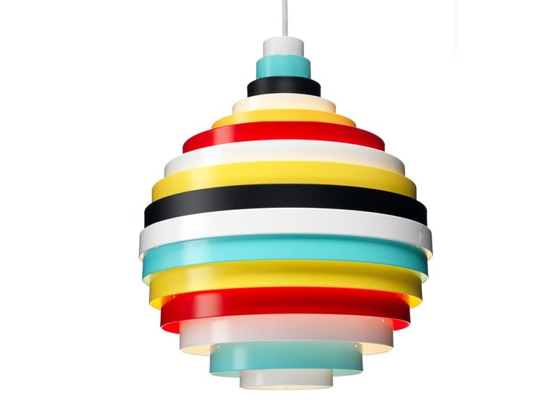 Excellent Common Multi Coloured Pendant Lights In Buy The Zero Pxl Pendant Light At Nestcouk (View 4 of 25)