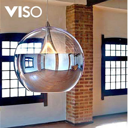 Excellent Famous Bolio Pendant Lights For Bolio Pendant Light Inverted Viso Metropolitandecor (Image 10 of 25)