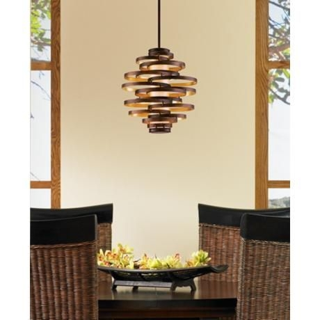 Excellent Famous Corbett Vertigo Medium Pendant Lights Regarding Vertigo Pendant Lights And Pendants On Pinterest (View 6 of 25)
