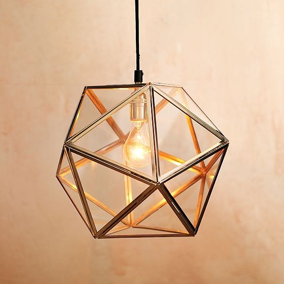 Excellent Fashionable Wire And Glass Pendant Lights Throughout Mimco Light Hanging Wire Frame Lighting Fixtures Pinterest (View 11 of 25)