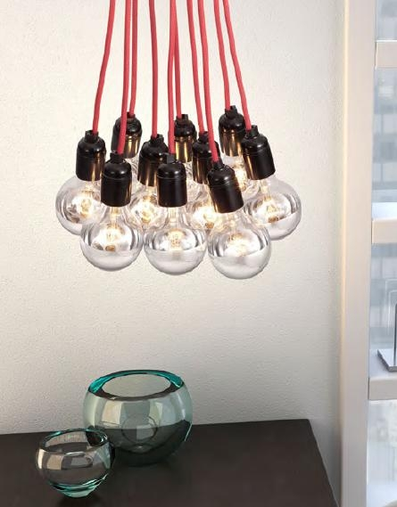Featured Image of Bare Bulb Pendant Light Fixtures