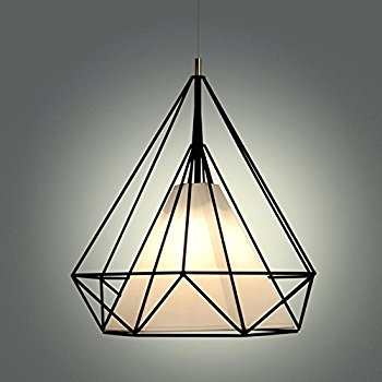 Excellent High Quality Birdcage Pendant Lights Within Modern Scandinavian Minimalist Bird Cage Pendant Lamps Art Diamond (Image 8 of 25)