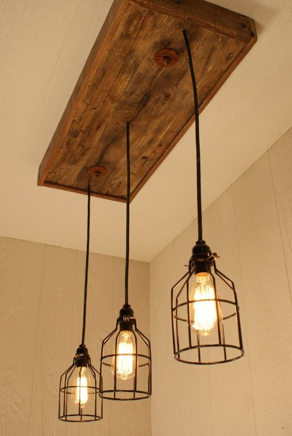 Excellent High Quality Reclaimed Light Fittings Regarding Reclaimed Pendant Lighting Tequestadrum (Image 11 of 25)