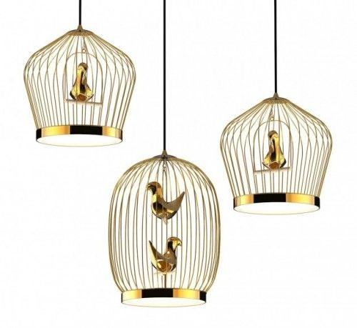 Excellent Latest Birdcage Pendant Lights With Regard To 242 Best Hanging Lights Images On Pinterest (Image 9 of 25)