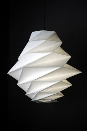 Excellent Latest Paper Pendant Lamps Within Paper Pendant Lamp Foter (Photo 20 of 25)
