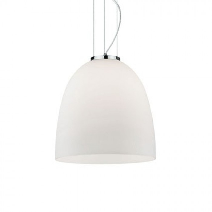 Excellent Popular Eva Pendant Lights For Ideal Lux Eva Sp1 Small77697 Pendant Lamp Nikomlight (Image 6 of 25)