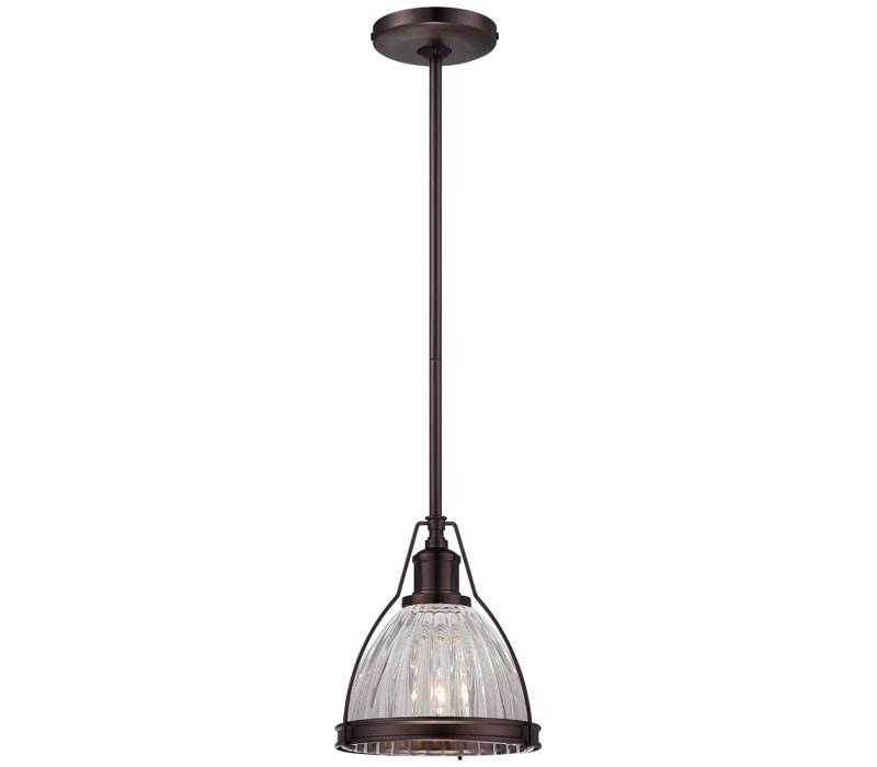 Excellent Popular Miniature Pendant Lights Regarding Minka Lavery 2242 267c Mini Dark Brushed Bronze Pendant Lighting (Image 12 of 25)