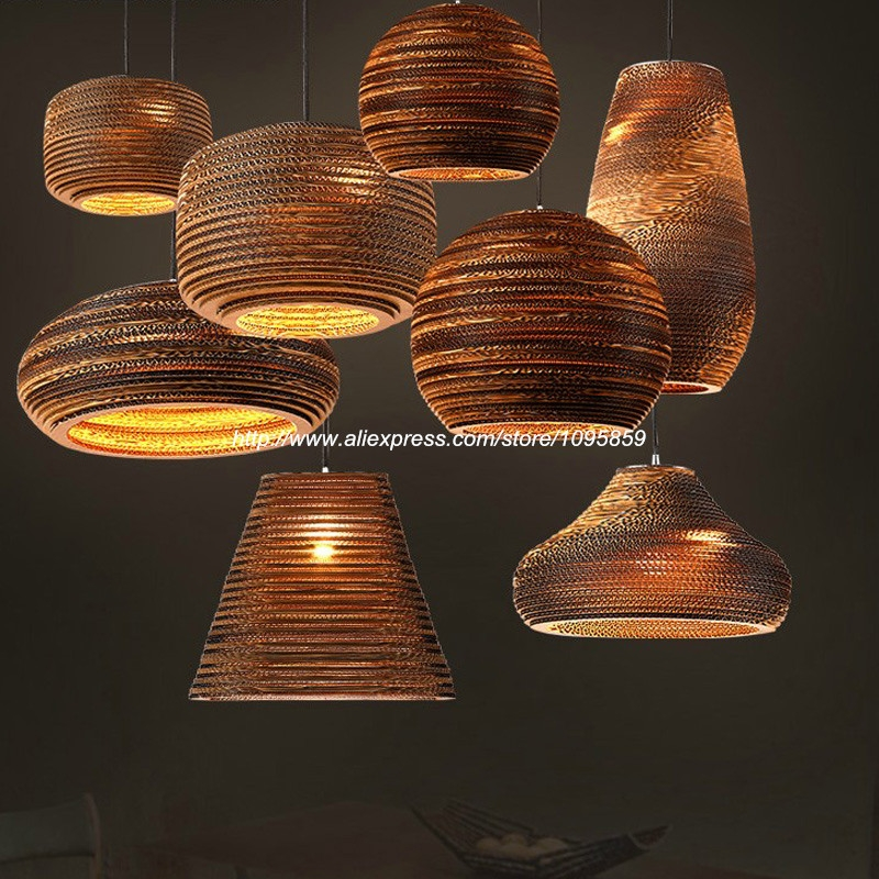Excellent Preferred Paper Pendant Lamps For Popular Paper Pendant Lighting Buy Cheap Paper Pendant Lighting (View 14 of 25)