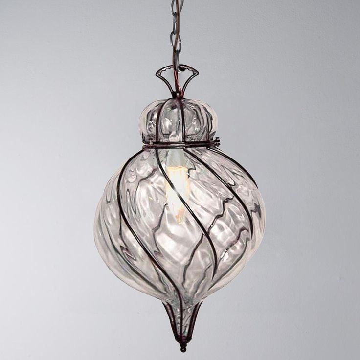 Excellent Preferred Wire And Glass Pendant Lights Pertaining To 108 Best Plenty Of Pendants Images On Pinterest (Image 10 of 25)
