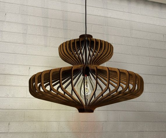Excellent Preferred Wooden Pendant Lights In Best 25 Wood Pendant Light Ideas On Pinterest Designer Pendant (Image 7 of 25)