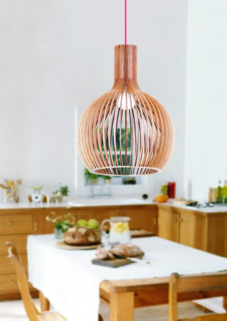 Excellent Premium Bent Wood Pendant Lights Pertaining To Online Shop Modern Tfl Pendant Lamp Handmade Light Bentwood (Image 13 of 25)