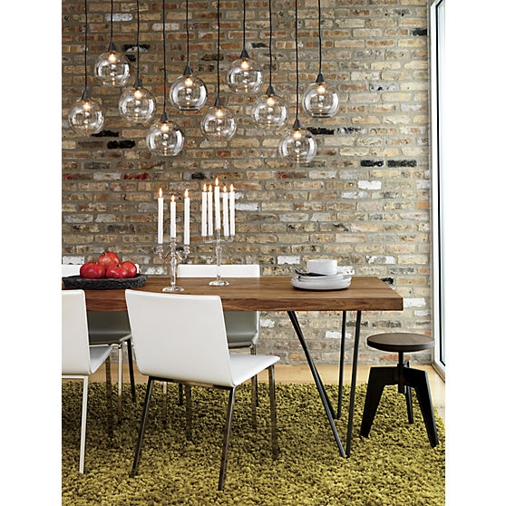 Excellent Series Of Cb2 Light Fixtures Throughout Firefly Pendant Lamp In Pendant Lamps Wall Sconces Cb (View 24 of 25)