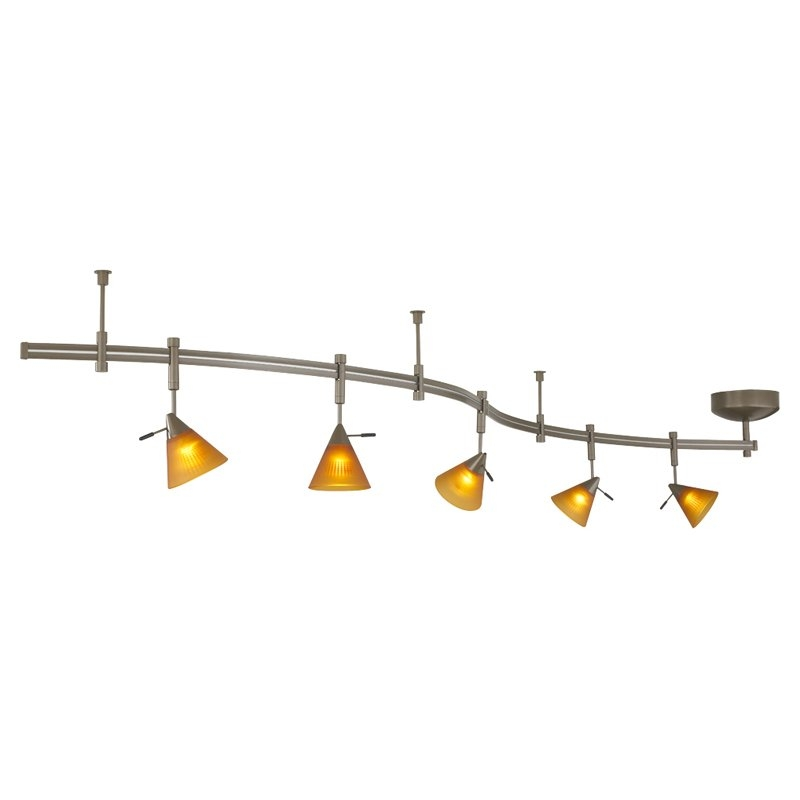 Excellent Top Juno Track Lighting Pendants With T421 Par16 Mini Flat Back Track Fixture 120v Juno Lighting (Image 7 of 25)