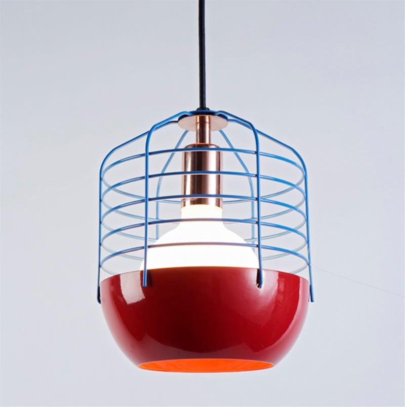 Excellent Top Modern Red Pendant Lighting Within Modern Pendant Light Design For Home Interior Lighting Bluff City (Image 11 of 25)
