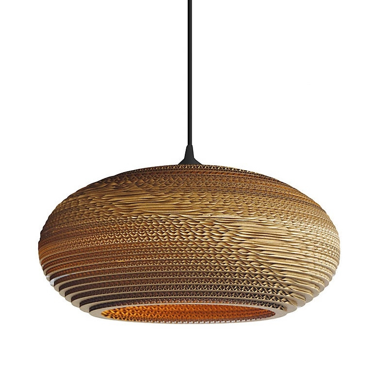 Excellent Top Paper Pendant Lamps Throughout Online Get Cheap Paper Pendant Lights Aliexpress Alibaba Group (View 25 of 25)