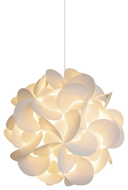 Excellent Top Paper Pendant Lamps Within Paper Pendant Lamps Paper Starburst Pendant Light The 3 R S Blog (Image 12 of 25)