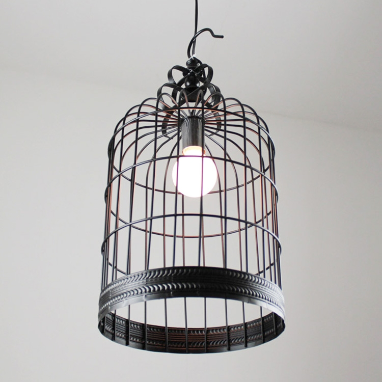 Excellent Unique Birdcage Pendant Lights Throughout Online Shop Reminisced Birdcage Pendant Light Living Room Dining (Image 10 of 25)