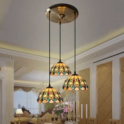 Excellent Unique Shell Light Shades Pendants With Fashion Style Pendant Lighting Tiffany Lights Beautifulhalo (View 20 of 25)