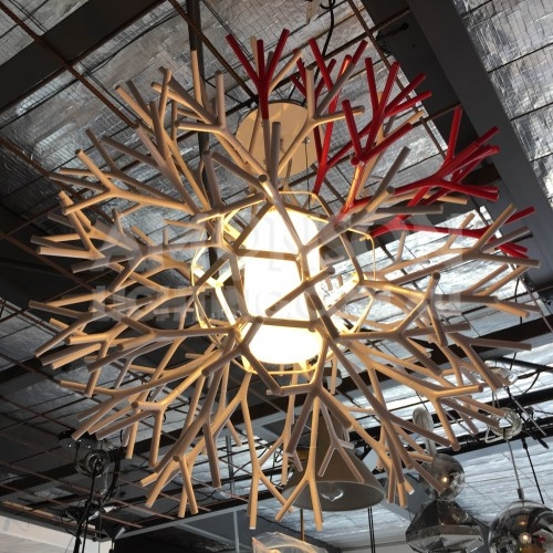 Excellent Wellknown Coral Replica Pendant Lights Inside Pendant Lamp Replica (Image 12 of 25)