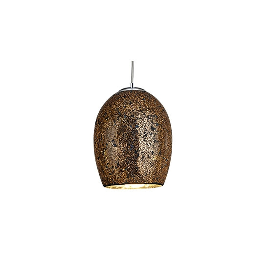 Excellent Wellknown Cracked Glass Pendant Lights Regarding Cracked Glass Pendant Light Tequestadrum (View 7 of 25)