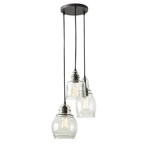 Excellent Wellknown Glass 8 Light Pendants Throughout Best 25 3 Light Pendant Ideas Only On Pinterest Foyer Lighting (Image 8 of 25)