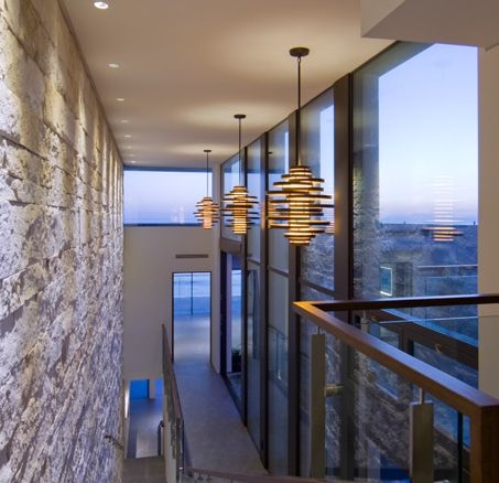 Featured Image of Corbett Vertigo Medium Pendant Lights