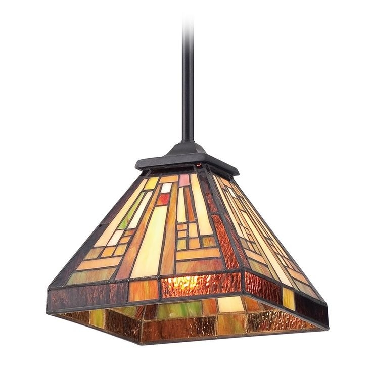 Excellent Wellliked Stained Glass Mini Pendant Lights Within 18 Best Tiffany Pendants Images On Pinterest (View 24 of 25)