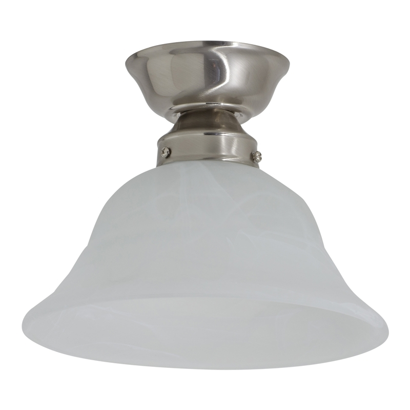 Excellent Widely Used Batten Fix Pendant Lights For Luce Bella 22cm Alice Alabaster Batten Fix Light Bunnings Warehouse (Image 11 of 25)