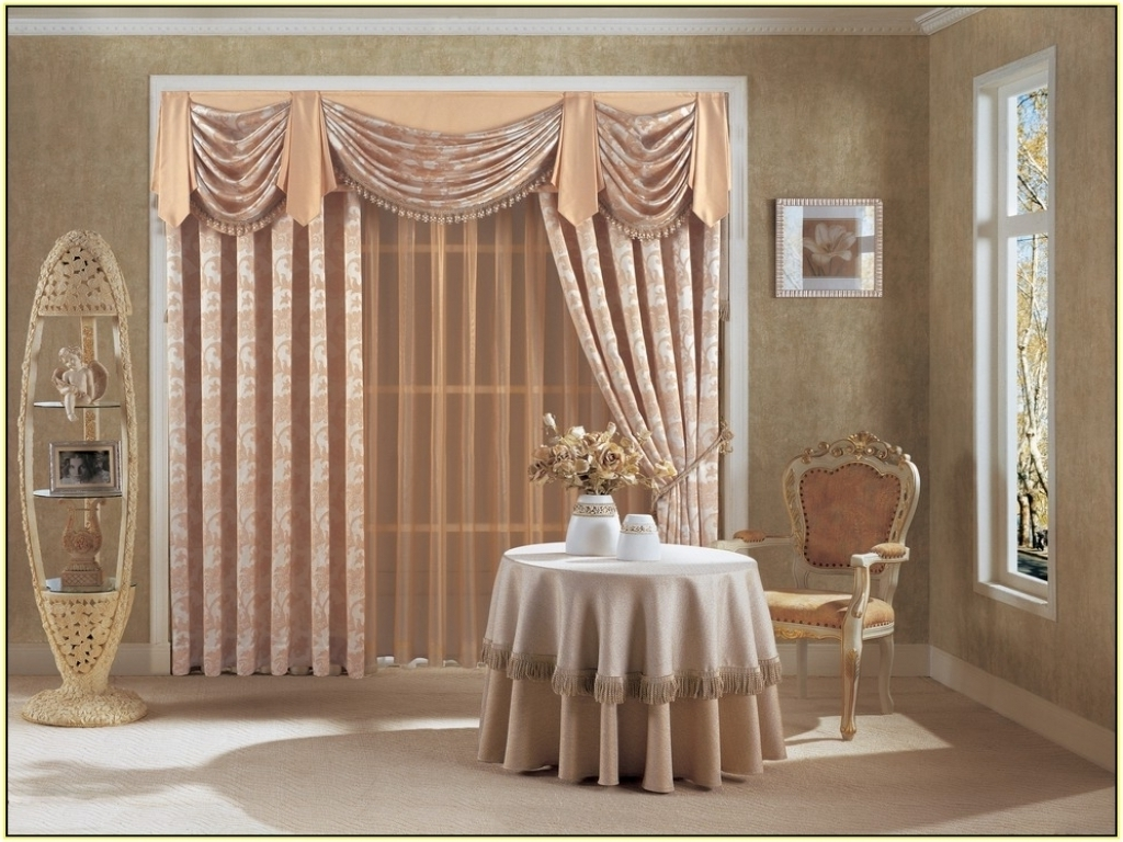 Excellent Window Valance Curtain 30 Window Curtain Valance Ideas Throughout Valance Curtain Ideas (Image 15 of 25)