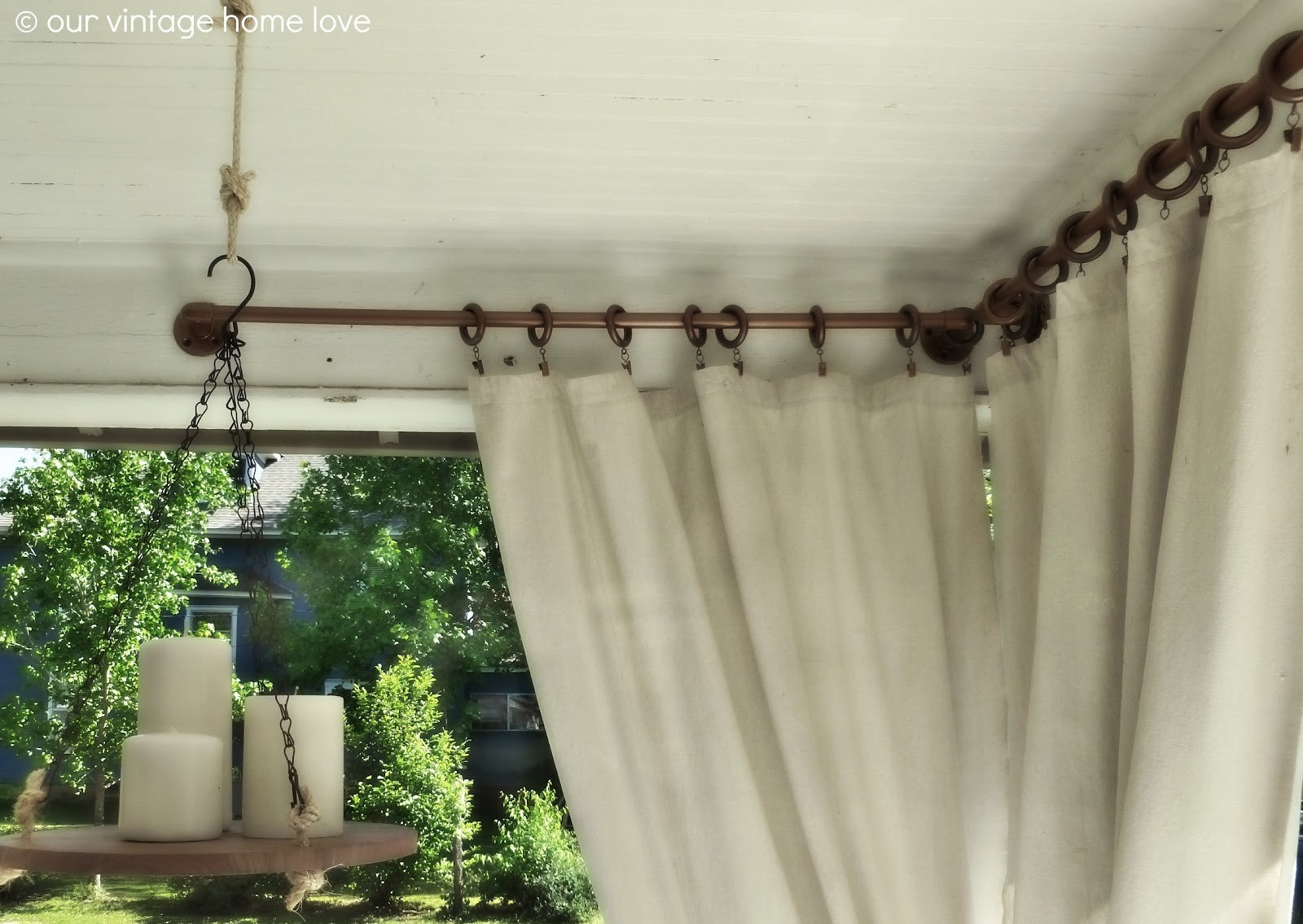 Featured Image of Extra Long Outdoor Curtain Rods