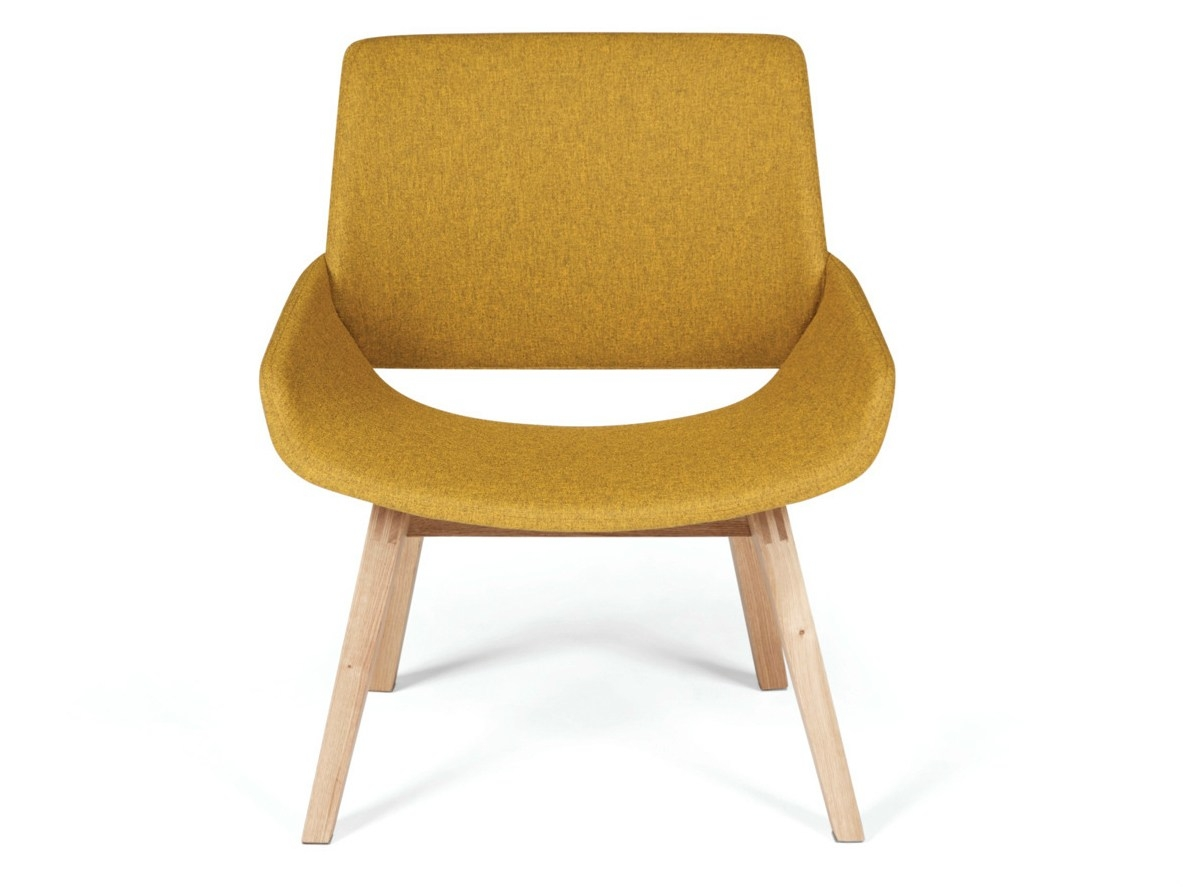Fabric Easy Chair Monk Prostoria Ltd Design Grupa With Monk Chairs (Image 3 of 15)