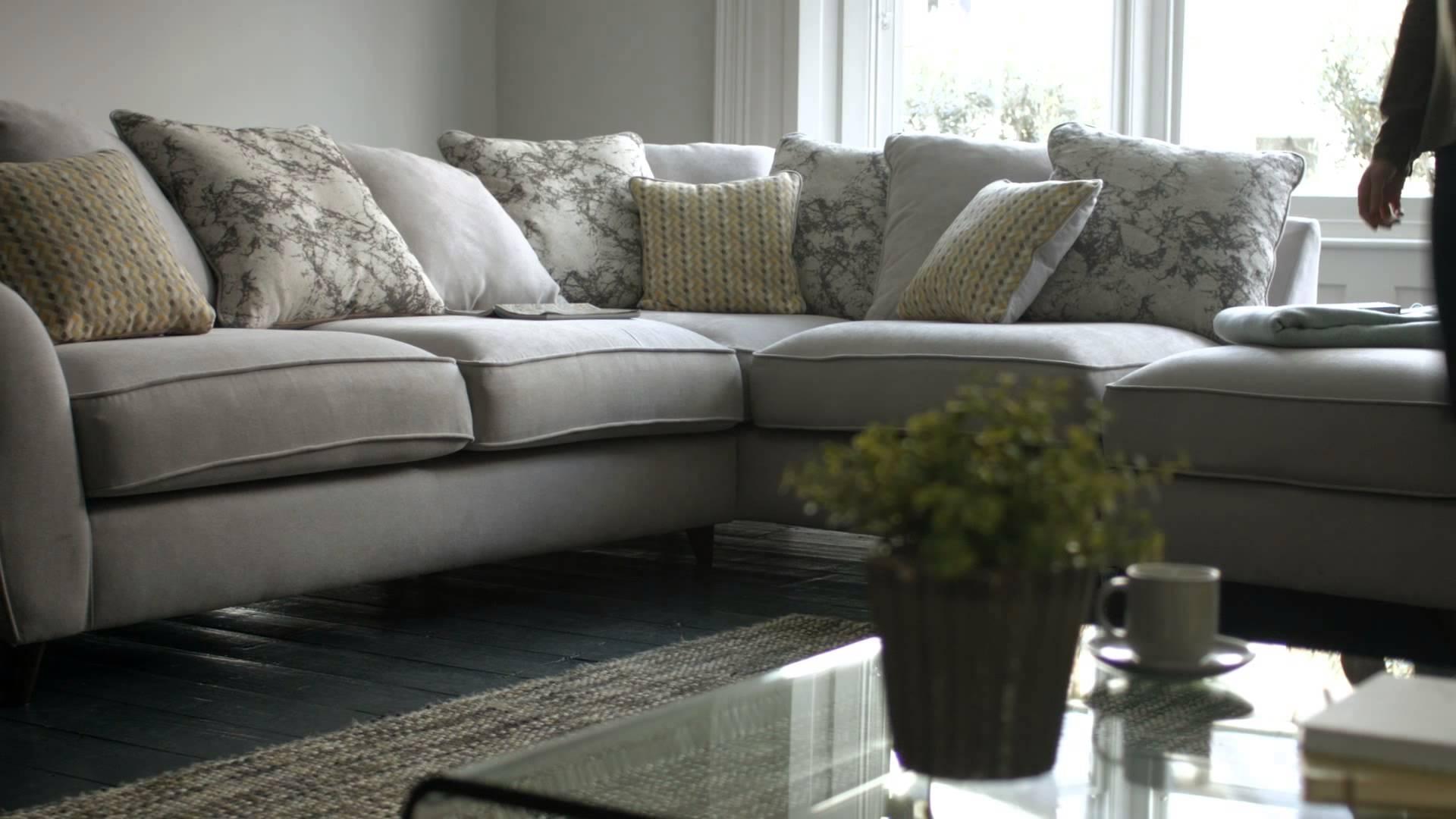 Fabric Modular Sofas Corner Sofas Carrara Furniture Village In Corner Sofa Chairs (Image 8 of 15)