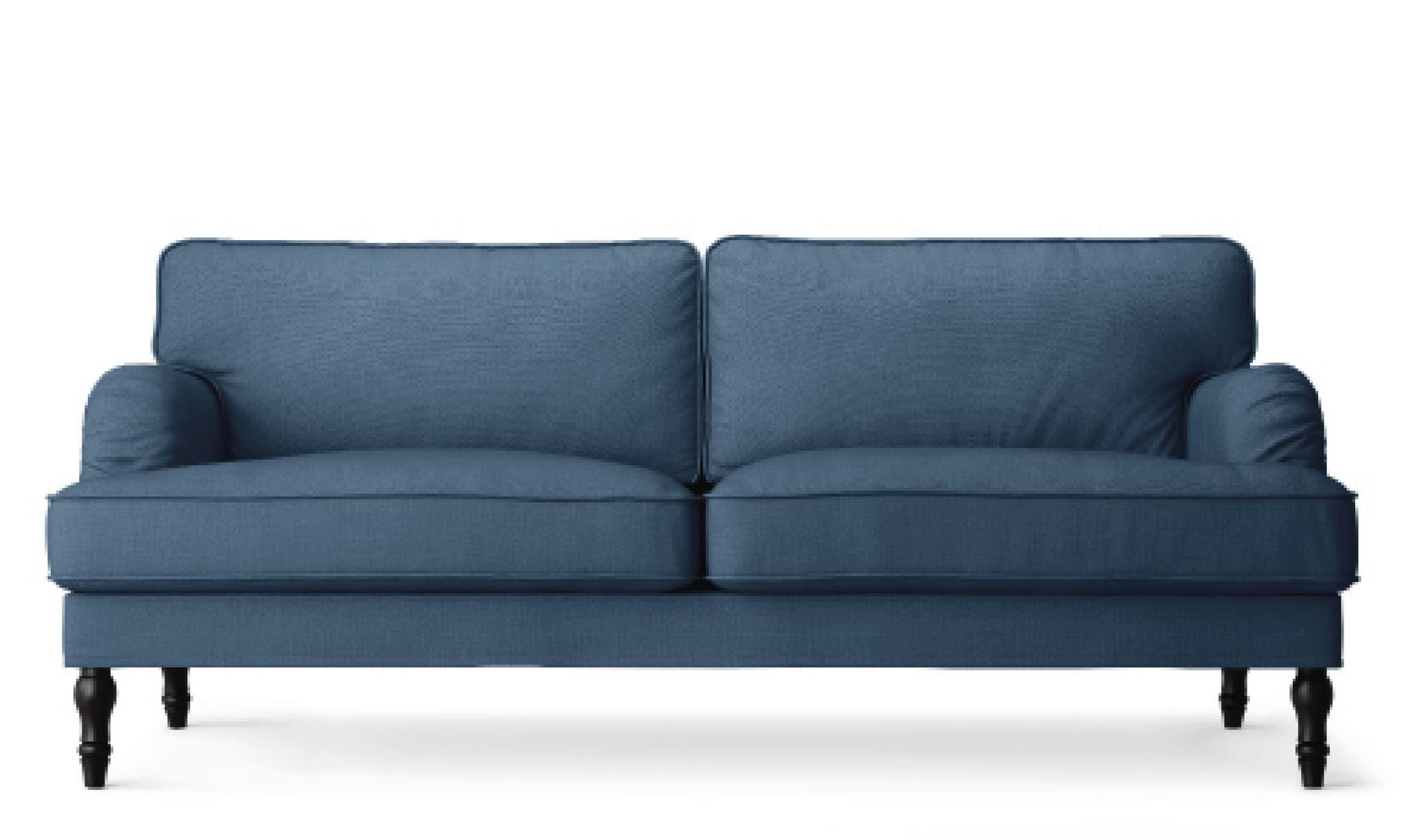 Fabric Sofas Ikea Ireland Dublin In Fabric Sofas (Image 5 of 15)