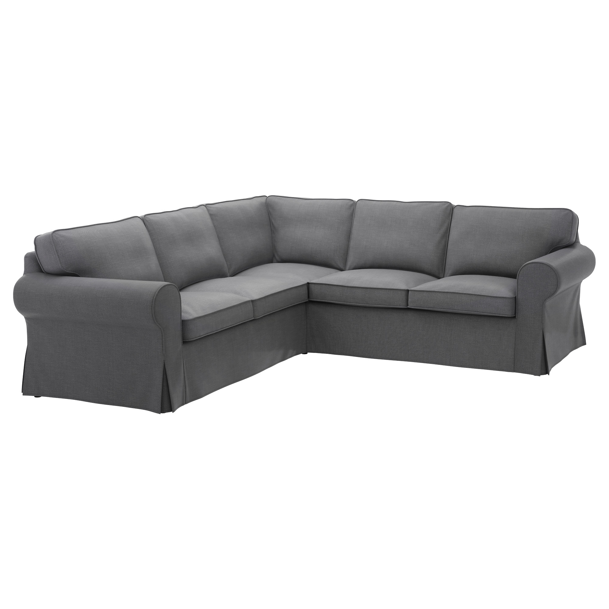 Fabric Sofas Modern Contemporary Ikea Within Fabric Sofas (Image 7 of 15)