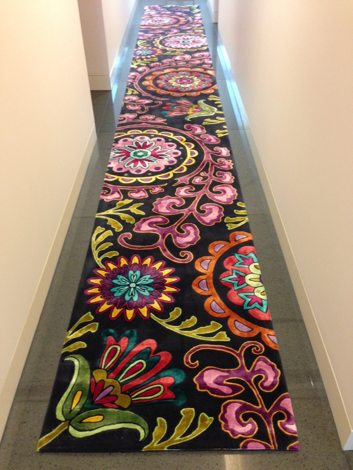 Fabulous Custom Made Hall Runners Retirement Sale Within Hall Runner (Image 7 of 15)