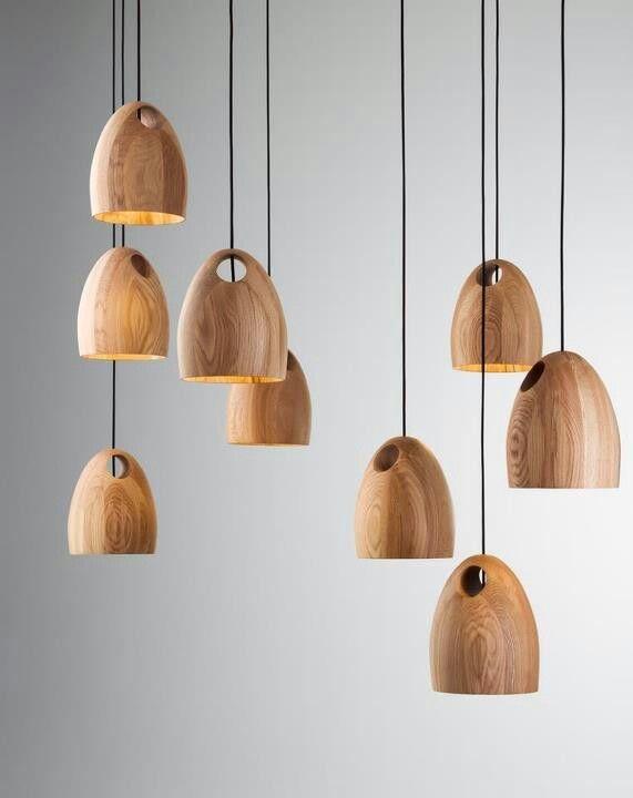 Fantastic Brand New Wooden Pendant Lights For 411 Best Luminaire Images On Pinterest (Image 8 of 25)