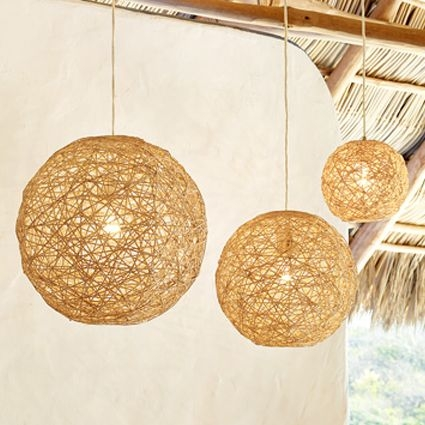 Fantastic Deluxe Diy Yarn Pendant Lights Intended For 87 Best Outdoor Lighting Images On Pinterest (Image 8 of 25)