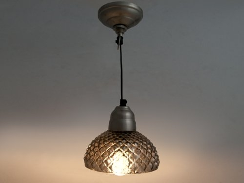 Fantastic Deluxe Mercury Glass Pendant Lights At Anthropologie Pertaining To Linenandlavender Lighting New Antique One Of A Kind (Image 11 of 25)