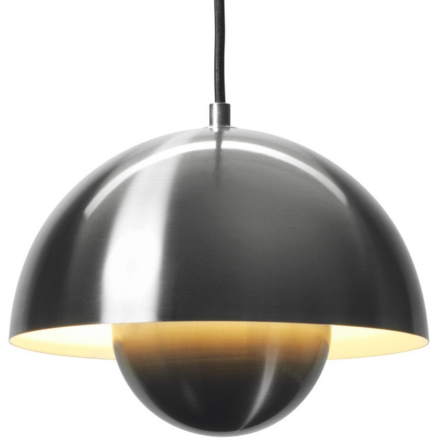 Fantastic Deluxe Stainless Steel Pendant Lights For Stainless Steel Pendant Light Homedesigco (Image 6 of 25)