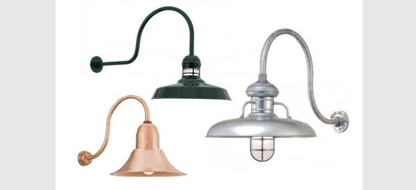 Fantastic Elite Barn Lights Regarding Outdoor Barn Lights Gooseneck Outdoorlightingss (Image 9 of 25)