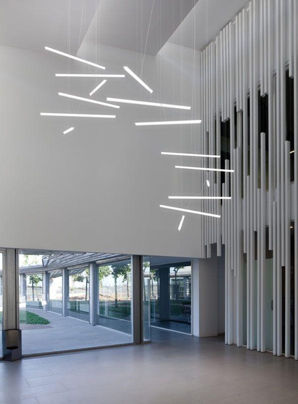 Fantastic Elite Halo Track Pendant Lights Pertaining To 24 Best Modern Sculptural Pendants Vibia Images On Pinterest (Image 7 of 25)
