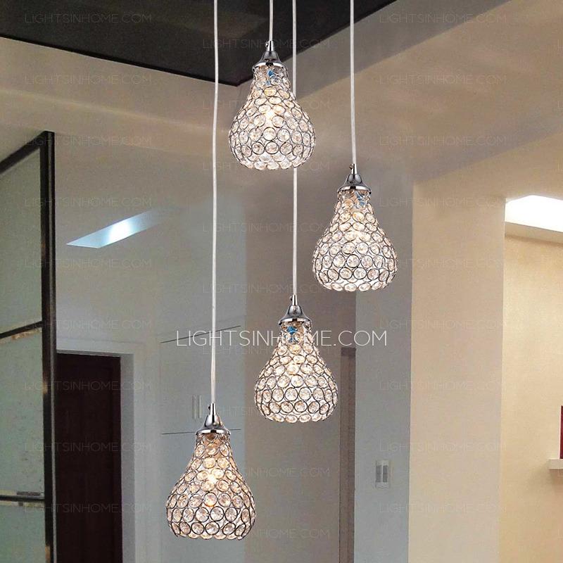 Fantastic Elite Octagon Pendant Lights In Modern 4 Light Octagon Bead Bathroom Pendant Lights (Image 11 of 25)