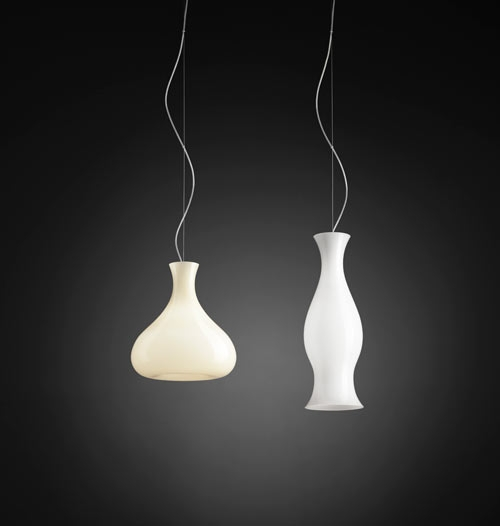 Fantastic Fashionable Eva Pendant Lights Within Eva Zeisel Lighting Collection For Leucos Design Milk (Image 10 of 25)