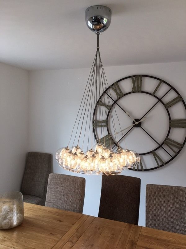 25 inspirations john lewis cluster lights pendant lights ideas fantastic fashionable john lewis cluster lights pertaining to john lewis knightley mesh parachute cluster ceiling light aloadofball Images