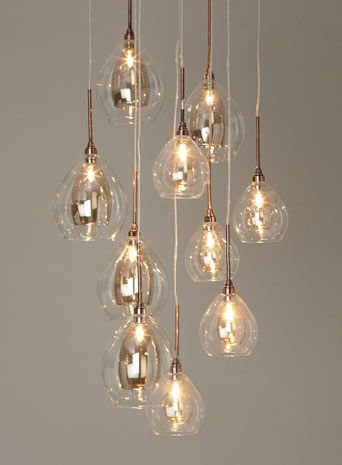 Fantastic Favorite Cluster Glass Pendant Light Fixtures With Best 25 Cluster Lights Ideas Only On Pinterest Unique Lighting (Image 8 of 25)