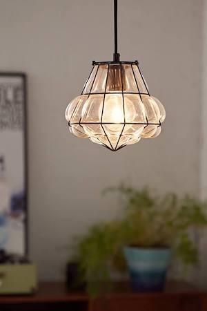 Fantastic Favorite Mexican Pendant Lights Regarding Mexican Blown Glass Light Fixtures Google Search Bathroom (Image 8 of 25)