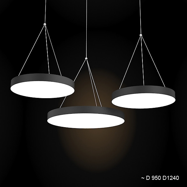 Fantastic New Modern Pendant Chandelier Lighting Regarding 3d Wever Ducre Big Wever Ducre Big Xenon Pendant Chandelier Lamp (Image 6 of 25)